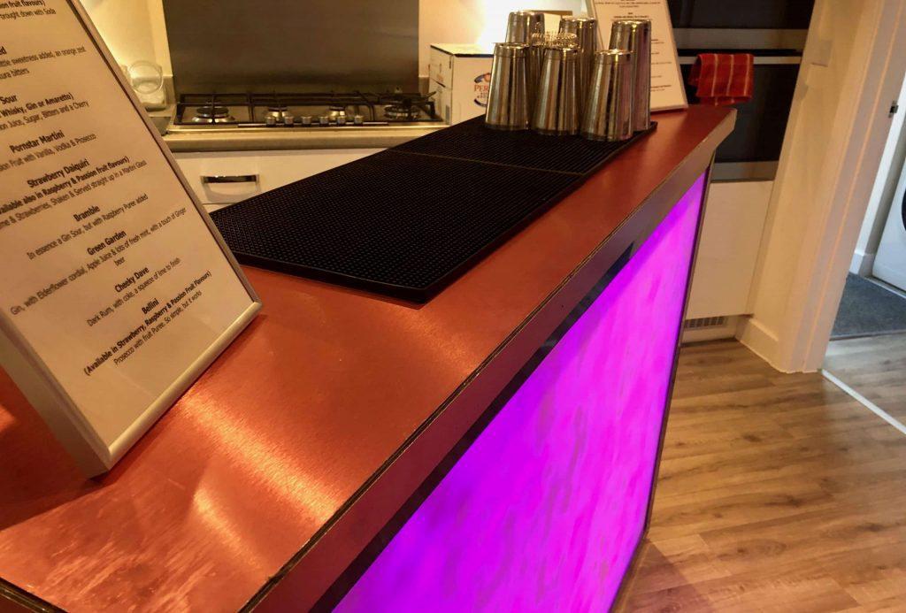 LED Mobile Bar Hire