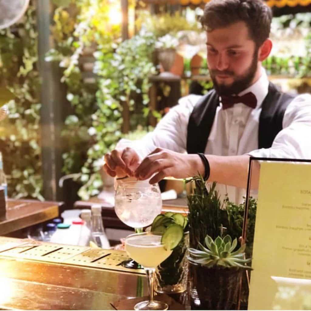 Cocktail Bartender